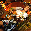"<a href=""http://daphnewillis.com/"">Daphne Willis</a> in concert at the <a href=""http://theredcatcoffeehouse.com/"">Red Cat Coffee House</a>, Birmingham, Alabama, 9/9/2011"