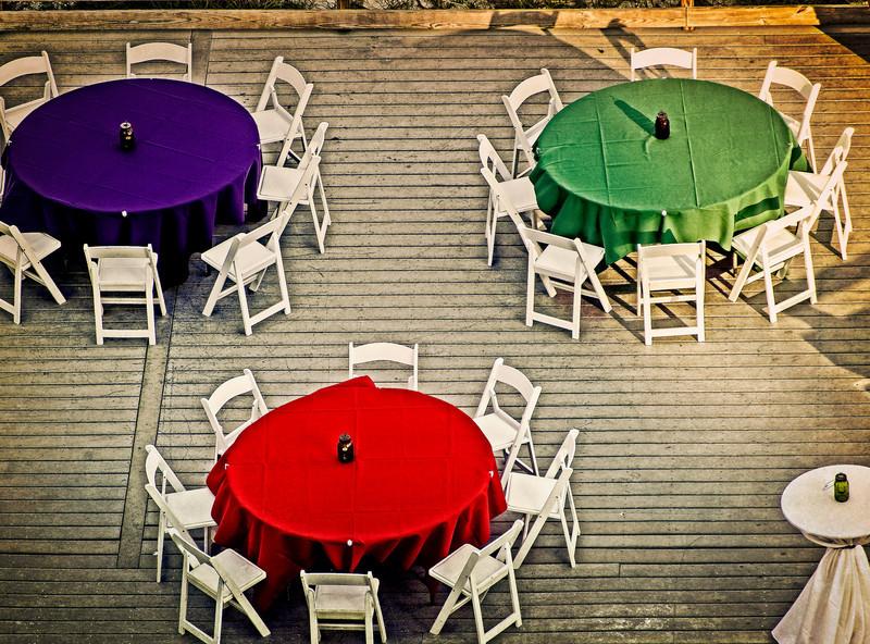 table trio
