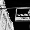 Motorola Quasar TV sign, photographed in Montevallo, Alabama