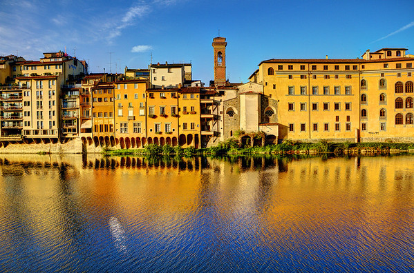 Along the River Arno