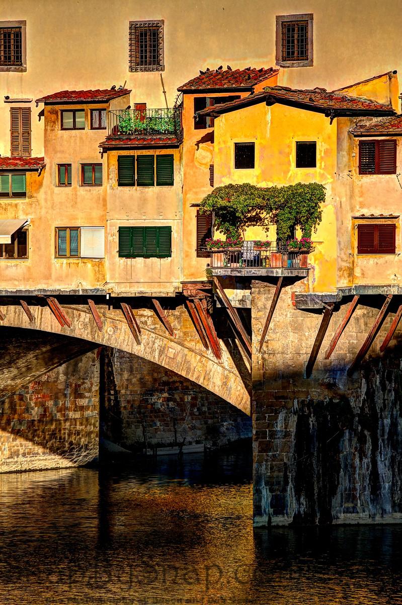 Terrace on the Golden Bridge