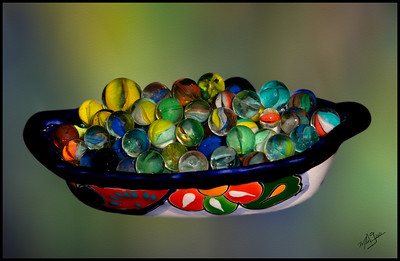 A Bowl full of colour
