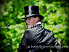 Theme:  Tradition<br /> For sidesaddle riders, a black veil should be worn with a top hat or black bowler.