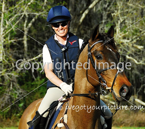 THEME:  Pose<br /> Posing with a big smile!<br /> ICP Clinic - Ocala, FL, February, 2013