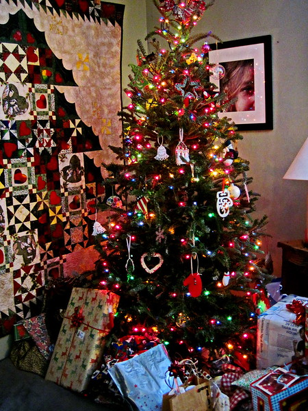 12/25   Mary & Matt's Christmas Tree