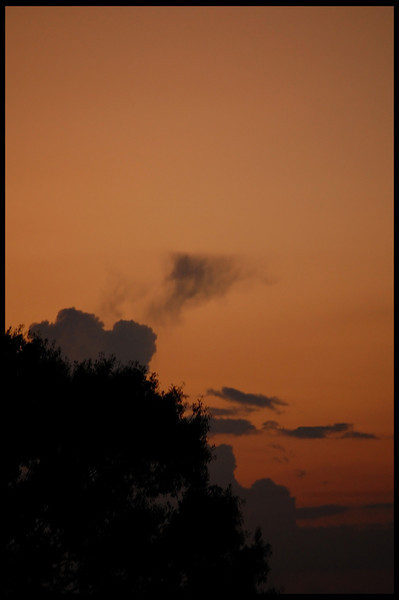 September 16, 2009 - Another Sunset
