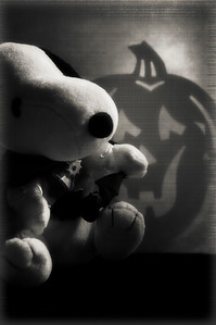 October 27, 2009 - Spooky Snoopy