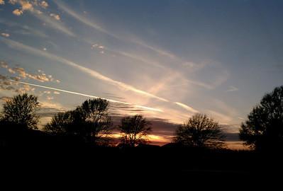 January 3, 2011 - Sunset