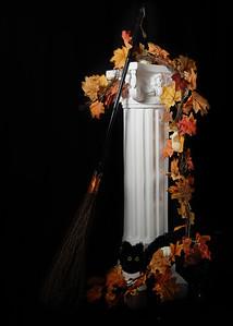 October 1, 2011 - New Halloween Props! Getting in the Halloween Mood!