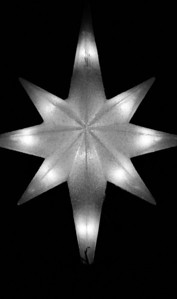 December 8, 2009 - Our Christmas Star
