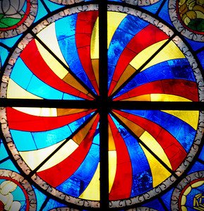 Stain Glass - Been working on a project and unable to post pictures the last couple of days, so I decide to share some more photos that I captured at the Texas Renaissance Festival this past weekend, they had such beautiful grounds.