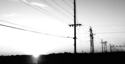December 28, 2010 - Power Lines
