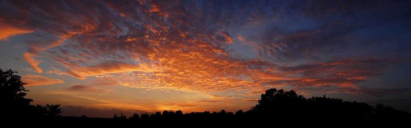 June 10, 2010 - Louisiana Sunset