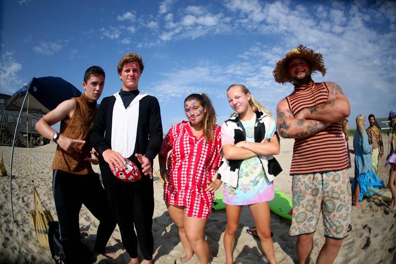 Team Roadkill looking it's finest