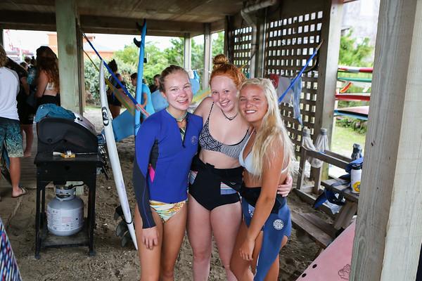 Sarah Randolph, Kate, & Mackenzie