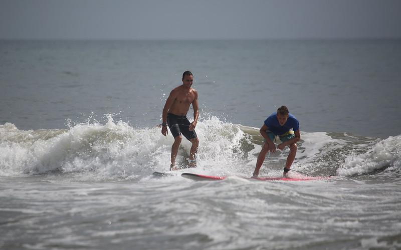 Brett & Tommy