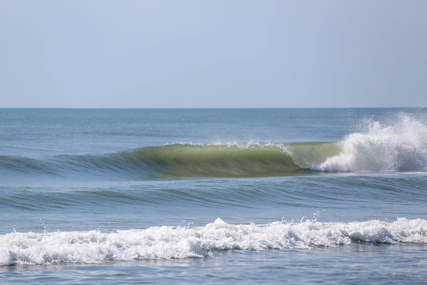 Real pretty waves this morning