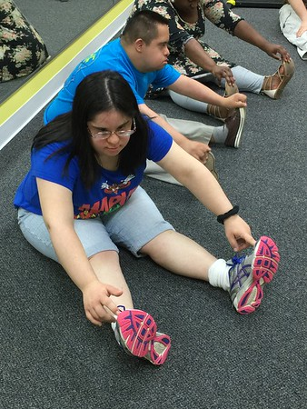 Daily Life at the Down Syndrome Academy