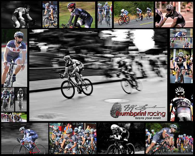 """2009 08-13 I volunteered to put something together that could be printed for our sponsors as a thank you.  This is what I came up with.  I created this composite in Photoshop which is a pretty time-consuming process.  I'm very happy with the final result though, so I guess it makes it worthwhile.  The TT photos are courtesy of <a href=""""http://teampics.smugmug.com/"""">teampics</a>.  Thanks Beki!"""