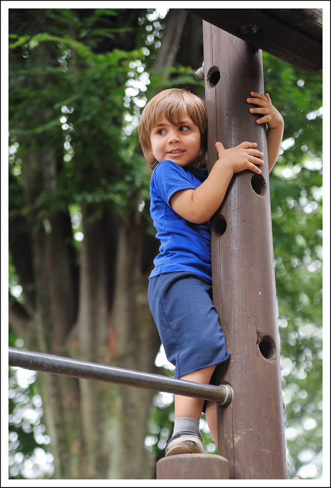 Day 177 June 26<br /> We had lunch with Baba. Frankie went with Seishi to get Baba while Montana and I played in the park.