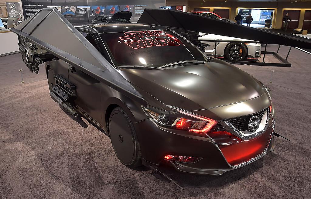 Photos At The Philadelphia Auto Show - Philly car show 2018