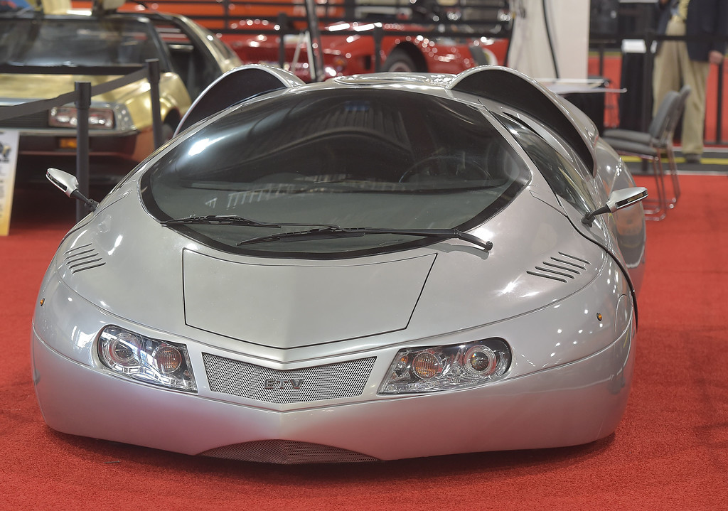. The Extra Terrestrial Vehicle.