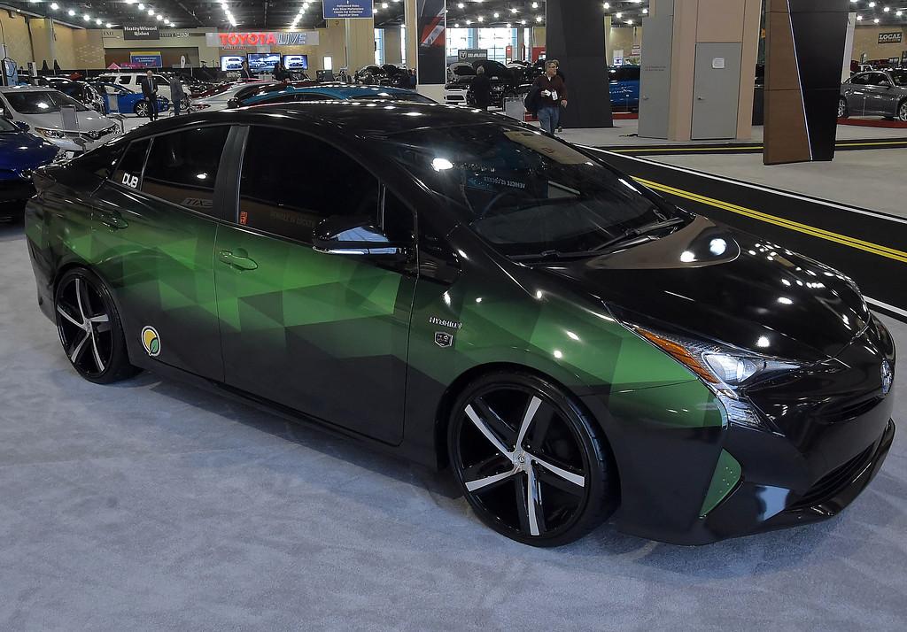 . Toyota DUB hybrid.