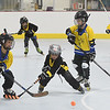PETE  BANNAN-DIGITAL FIRST MEDIA    <br /> Nine year old roller hockey league in action on the rink at Chester County Sports Center in Caln.