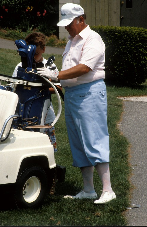 . DAILY LOCAL NEWS ARCHIVES   Chester Valley Golf Club in East Whiteland hosted a dozen pro tournaments in the 1980\'s and 90\'s, including the Bell Atlantic Championship, during the heydey of the Senior PGA Tour, now the Champions Tour.  Billy Casper