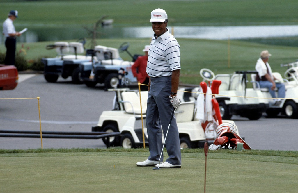 . DAILY LOCAL NEWS ARCHIVES   Chester Valley Golf Club in East Whiteland hosted a dozen pro tournaments in the 1980\'s and 90\'s, including the Bell Atlantic Championship, during the heydey of the Senior PGA Tour, now the Champions Tour.  Lee Elder