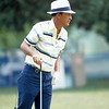 Chi Chi Rodriguez  at the 1989 Bell Atlantic/St. Christopher's Classic Lost to par Dave Hill on third extra hole. DAILY LOCAL NEWS ARCHIVES