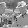 DAILY LOCAL NEWS ARCHIVES   Chester Valley Golf Club in East Whiteland hosted a dozen pro tournaments in the 1980's and 90's, including the Bell Atlantic Championship, during the heydey of the Senior PGA Tour, now the Champions Tour.  Don January on  right.