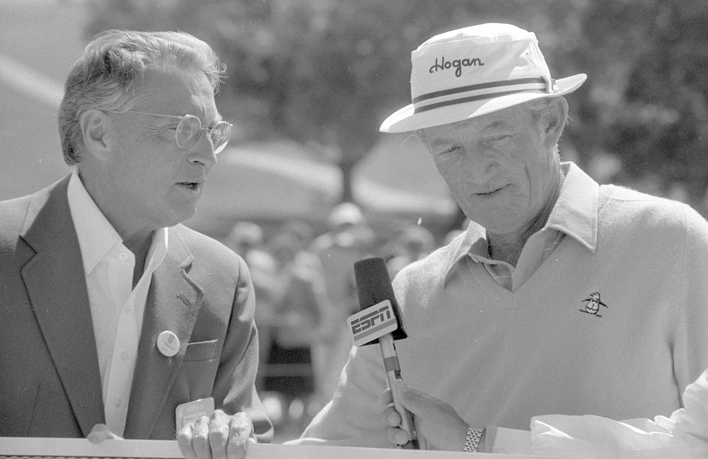 . DAILY LOCAL NEWS ARCHIVES   Chester Valley Golf Club in East Whiteland hosted a dozen pro tournaments in the 1980\'s and 90\'s, including the Bell Atlantic Championship, during the heydey of the Senior PGA Tour, now the Champions Tour.  Don January on  right.