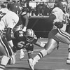 Jerome Brown returns a fumble.  DAILY LOCAL NEWS ARCHIVES
