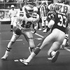 Randell Cunningham against the Cincinnati Bengals. Photo by Kristen Cortazzo DAILY LOCAL NEWS ARCHIVES