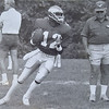 Randall Cunningham with Buddy Ryan in background. Randall DAILY LOCAL NEWS ARCHIVES