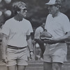 DAILY LOCAL NEWS ARCHIVES   Eagles coach Dick Vermeil and President Harry Gamble.