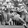 NFC championship game against Dallas January 11, 1981. Final score Eagles 20 Dallas 7. DAILY LOCAL NEWS ARCHIVES