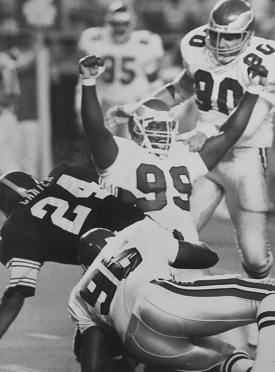 . Jerome Brown 1989 DAILY LOCAL NEWS ARCHIVES