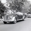 YEP FIRE ENGINES. …there were about 175 of them, including this 1941 Autocrat Quad of Downingtown's Alert Fire Co. moving up High st.