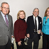 PETE BANNAN-DIGITAL FIRST MEDIA Attending the10th Annual Rebecca Lukens Awards were Woody Goldberg and Susan Horwitz Goldberg . Woody is a longtime member of Graystone Society with former Graystone Society director, Gene DiOrio and Chester County commissioner  Michelle Kichline.