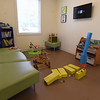 PETE BANNAN-DIGITAL FIRST MEDIA   La Comunidad 731 West Cypress st. in Kennett Square has a fplay area for children.