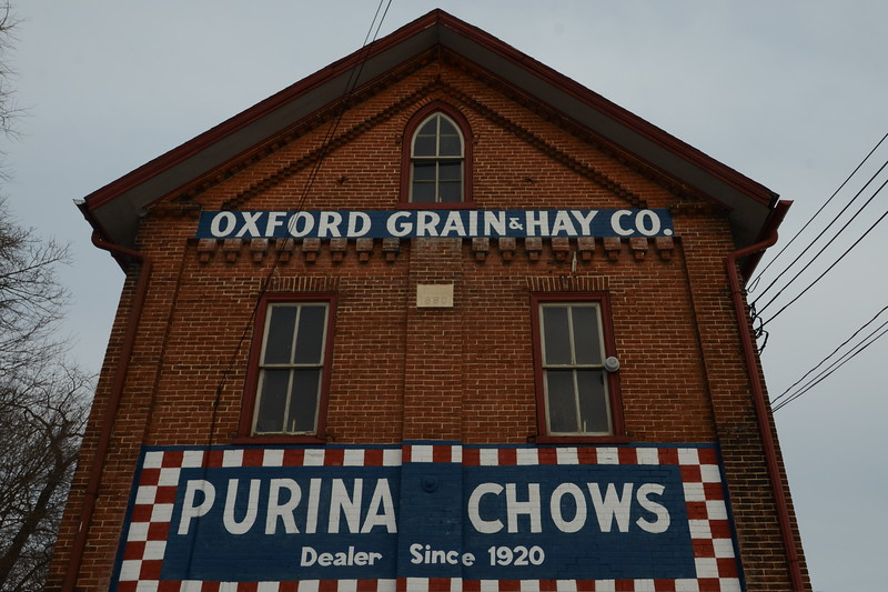 Oxford Grain & Hay. DAILY LOCAL NEWS PHOTO  - PETE BANNAN
