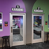 PETE  BANNAN-DIGITAL FIRST MEDIA    <br />  Round 1 at Exton Mall features private Karaoke rooms which hold up to 15 people.