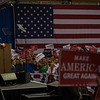 RICK KAUFFMAN - DIGITAL FIRST MEDIA <br /> Donald Trump placed blame his speech in Chester Twp. Thursday night on alleged failed political policies of Democrats in city governments.