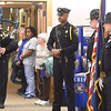 PETE BANNAN-DIGITAL FIRST MEDIA  Chester County Sheriff Color Guard took part in services at the West Chester Area Senior Center Vets and Seniors Expo Wednesday Aril 20, 2016.