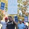WEST CHESTER >> For the first time ever, professors across Pennsylvania's State System of Higher Education (PASSHE) went on strike Wednesday at 5 a.m., following 15 months of failed negotiations between their union and the state system.  PETE BANNAN-DIGITAL FIRST MEDIA