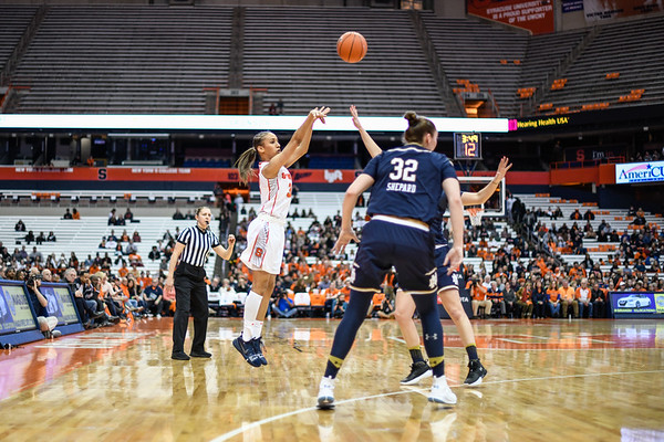 Miranda Drummond shoots the 3-point