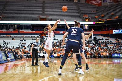 Miranda Drummond shoots the 3-point