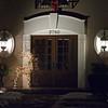 December 27, 2013:  A welcoming doorway in a nearby neighborhood.